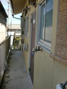 物件番号: 1118842770 コーポ旭 松山市旭町 1K アパート 写真8