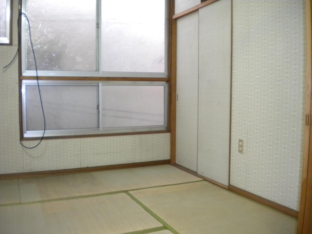 物件番号: 1118840755 熊野アパート 松山市竹原2丁目 1K アパート 写真4