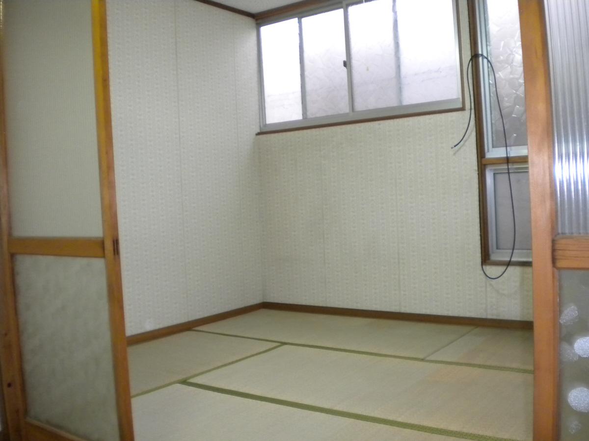 物件番号: 1118840755 熊野アパート 松山市竹原2丁目 1K アパート 写真5