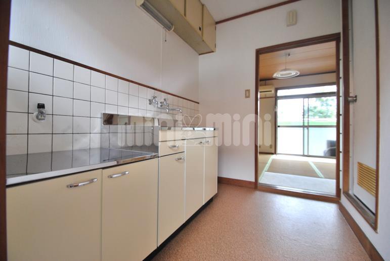 物件番号: 1118826698 コーポ相原 松山市和泉北1丁目 1K アパート 写真3