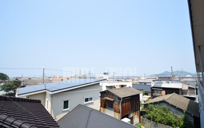 物件番号: 1118869534 パークサイド上田 松山市松江町 1LDK マンション 写真11
