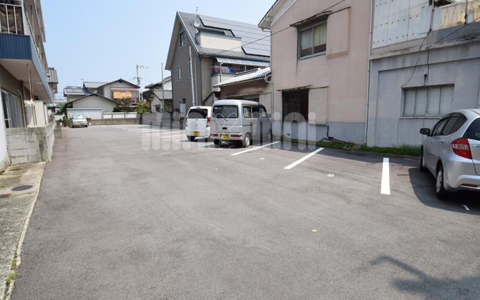 物件番号: 1118869534 パークサイド上田 松山市松江町 1LDK マンション 写真12