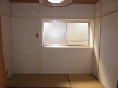 物件番号: 1118814765 コーポ中川Ⅱ 松山市山越1丁目 1K コーポ 写真3