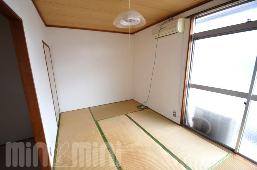 物件番号: 1118859015 コーポ得居 松山市土居田町 2K アパート 写真2