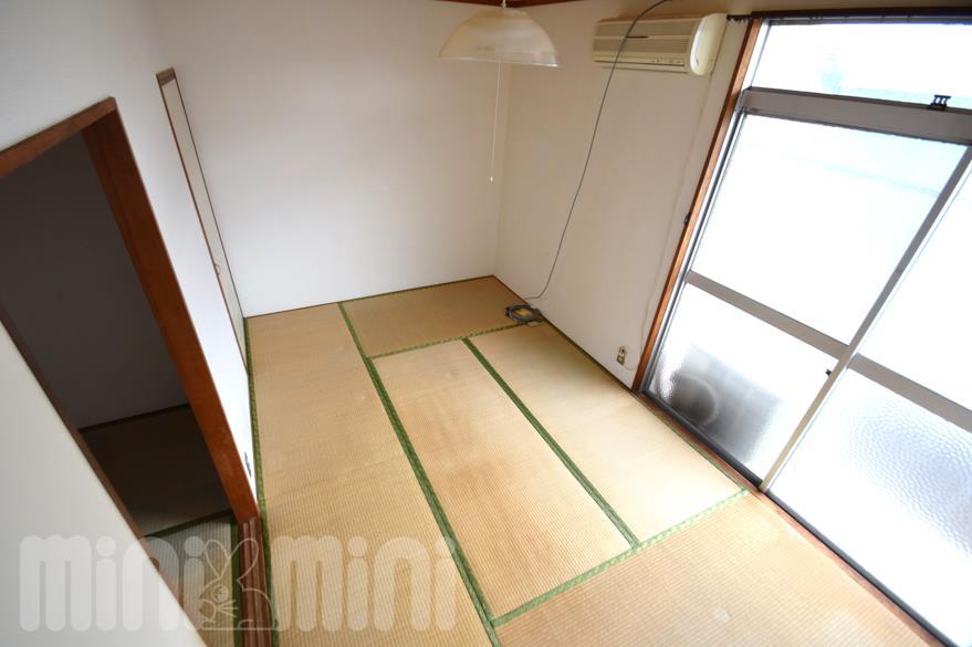 物件番号: 1118859015 コーポ得居 松山市土居田町 2K アパート 写真4