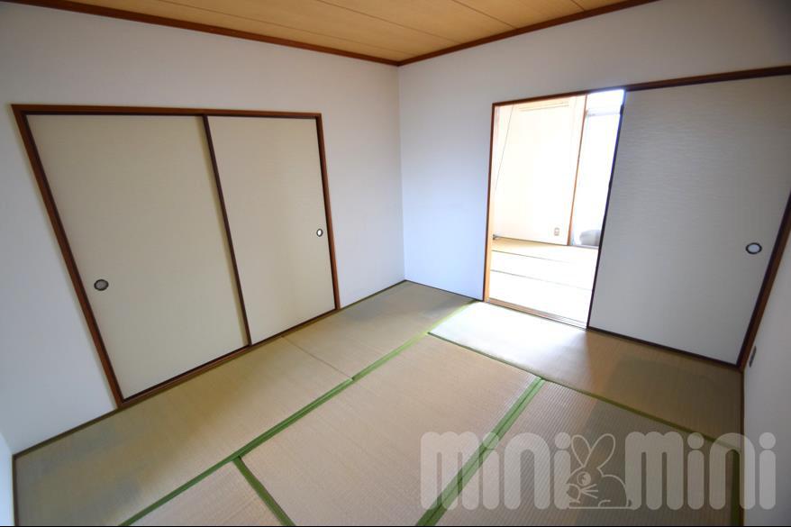 物件番号: 1118859015 コーポ得居 松山市土居田町 2K アパート 写真5