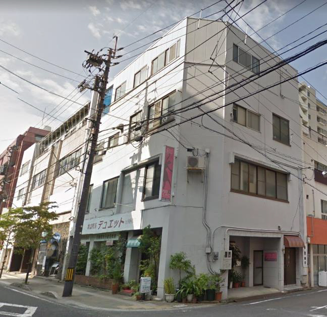 物件番号: 1118810418 吉岡ビル 松山市喜与町2丁目 8DK マンション 外観写真