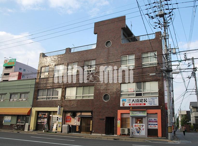 物件番号: 1118817357 平岡ビル 松山市中央2丁目 2DK マンション 外観写真